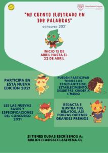 INFORMATIVO CUENTO 100 PALABRAS