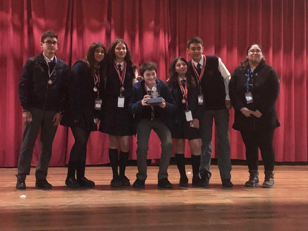 Colegio SS.CC. La Serena